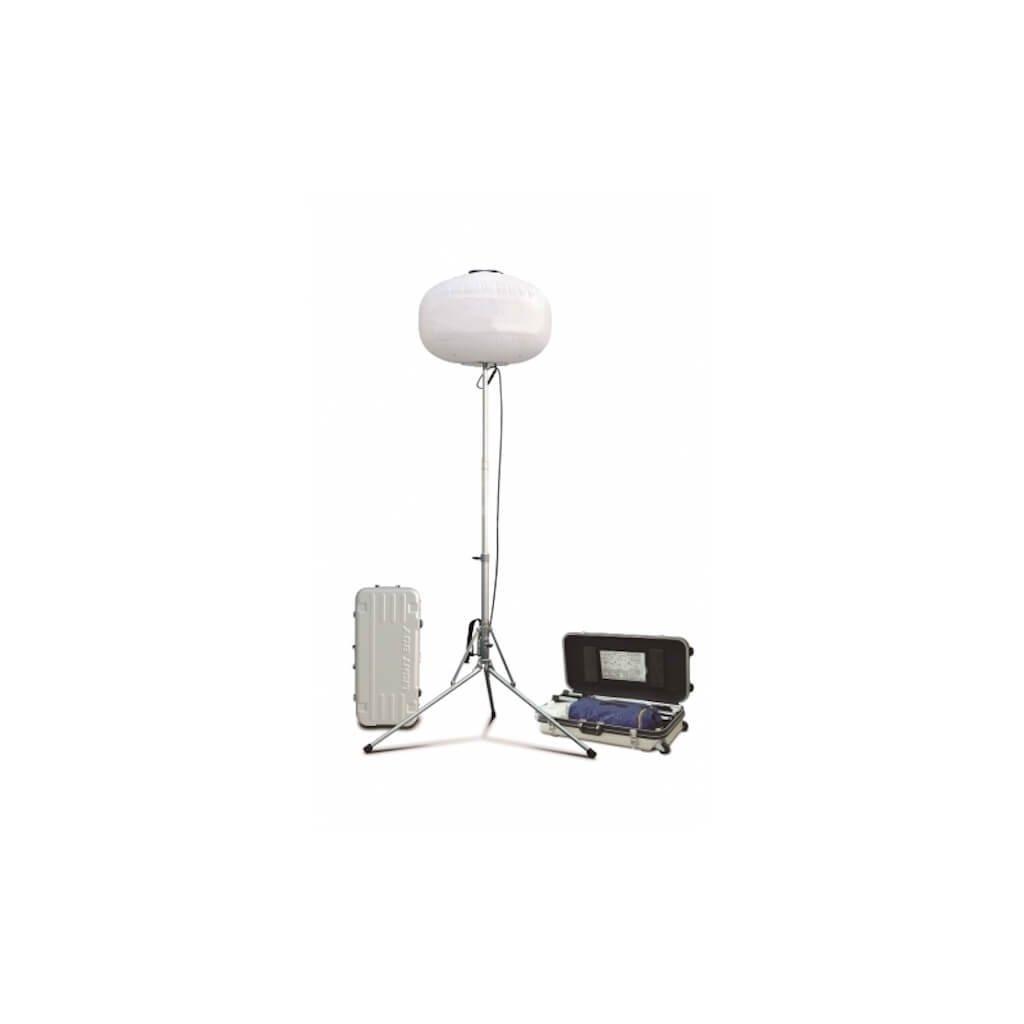 Osvětlovací LED balón Light Boy v kufru, výkon 800W 2