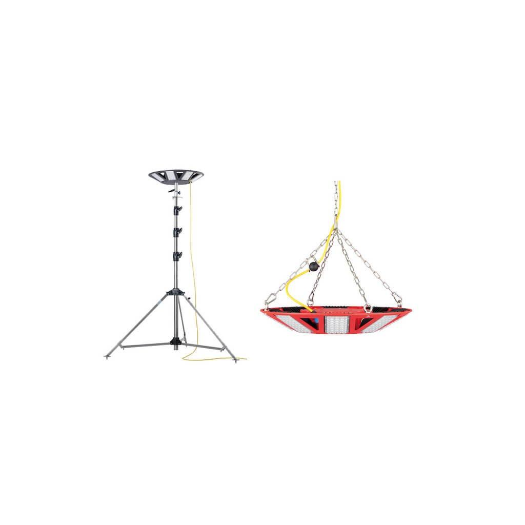 Přenosný osvětlovací systém Tripod, ELSPRO N8LED02 2