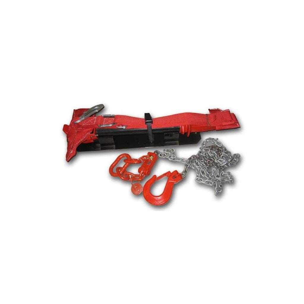Variabilní ruční vyprošťovací nástroj VRVN 1-220 (s řetězovým úvazkem)