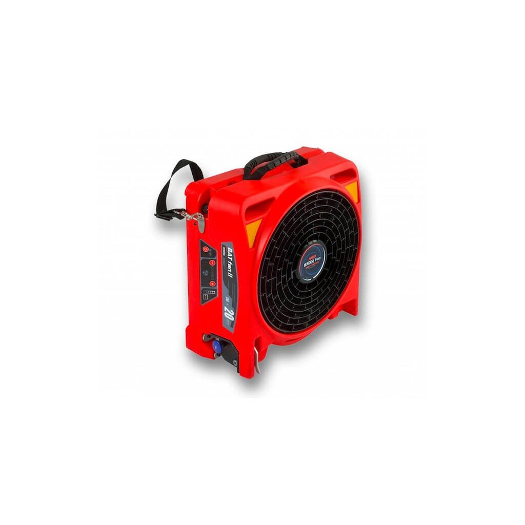 Přetlakový ventilátor LEADER BATfan 2 NEO 45 (akumulátorový)