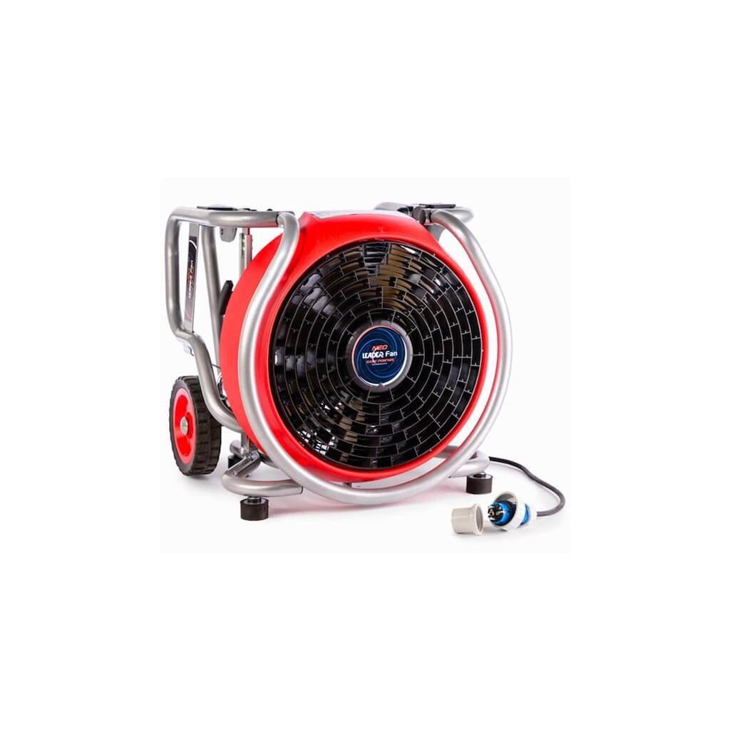Přetlakový ventilátor LEADER ES 230 NEO (elektrický)