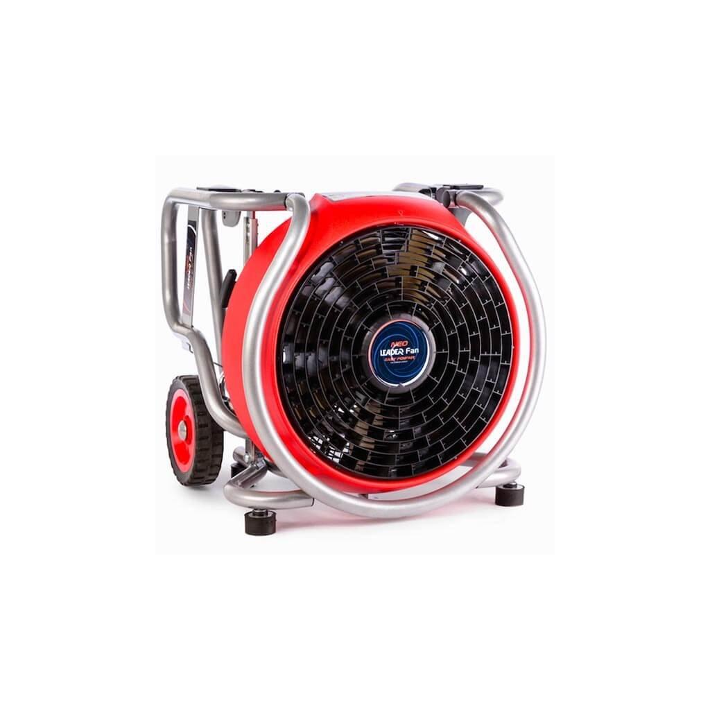 Přetlakoví ventilátor benzínoví LEADER, MT 236 NEO 2