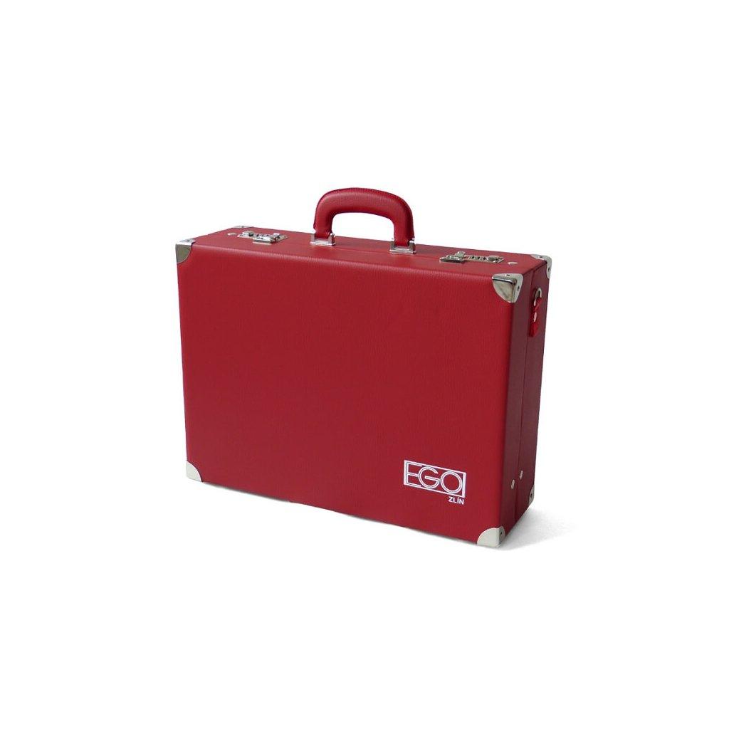 Lékařský kufr EGO, EK 40 K plastická kůže