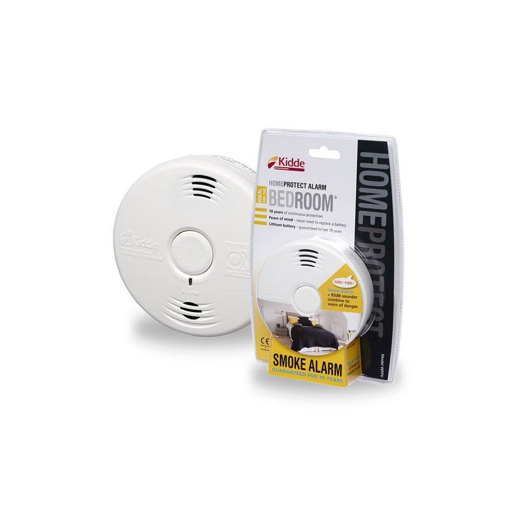 Hlásič požáru pro ložnice Kidde WFPV Home Protect