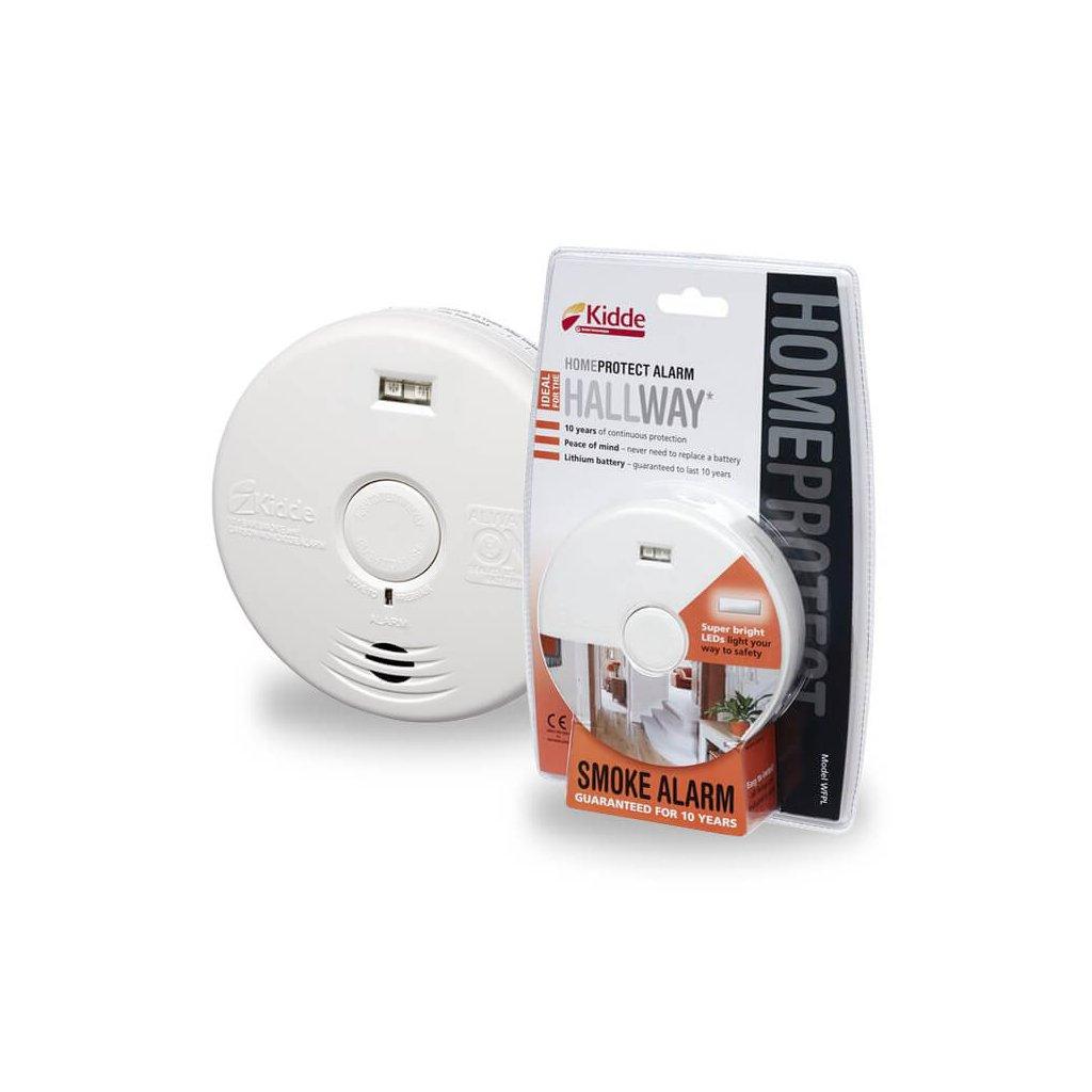 Požární hlásič pro chodby KIDDE WFPL Home Protect