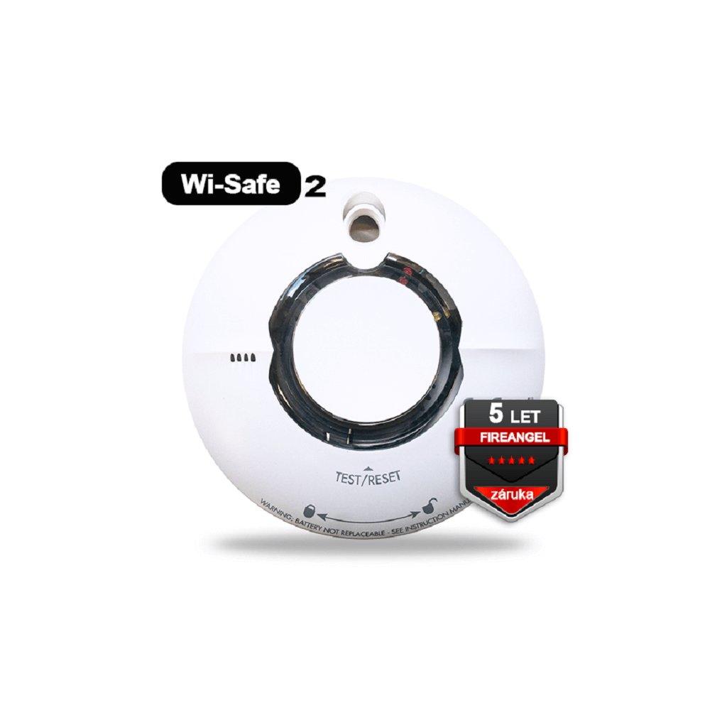 Požární detektor FireAngel WST 630 Wi Safe 2