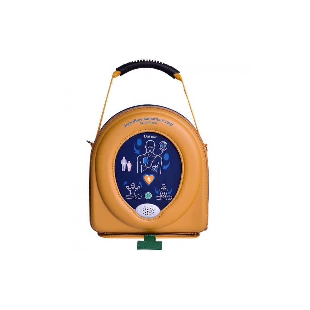 AED defibrilátor HEARTSINE Samaritan PAD 350P (SAM 350P)