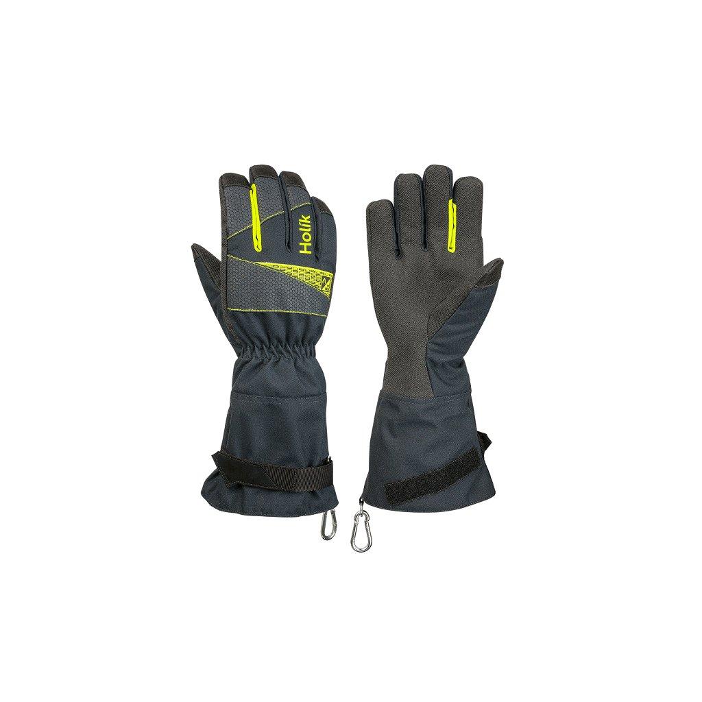 Zásahové ochranné rukavice pro hasiče Holík, Chelsea 8009