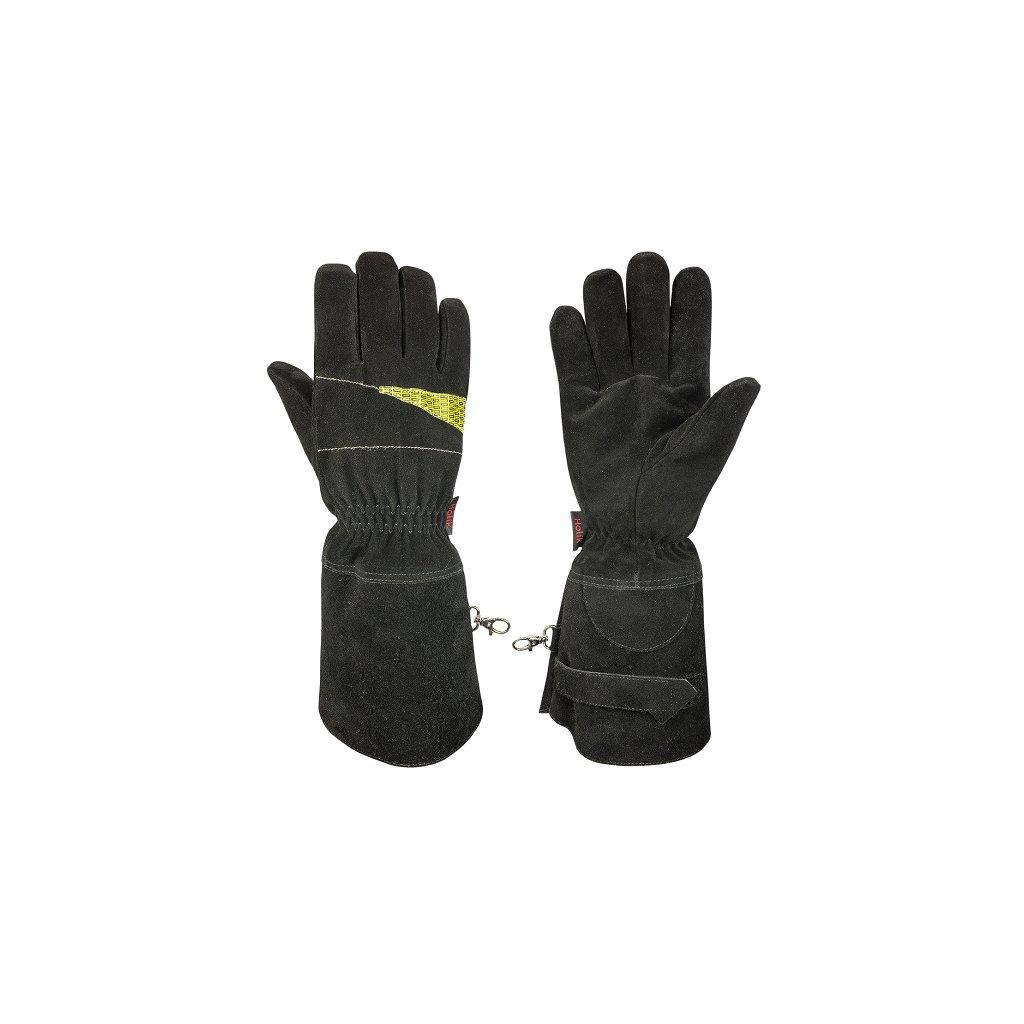 Zásahové ochranné rukavice HOLÍK Wendy 8031 pro hasiče