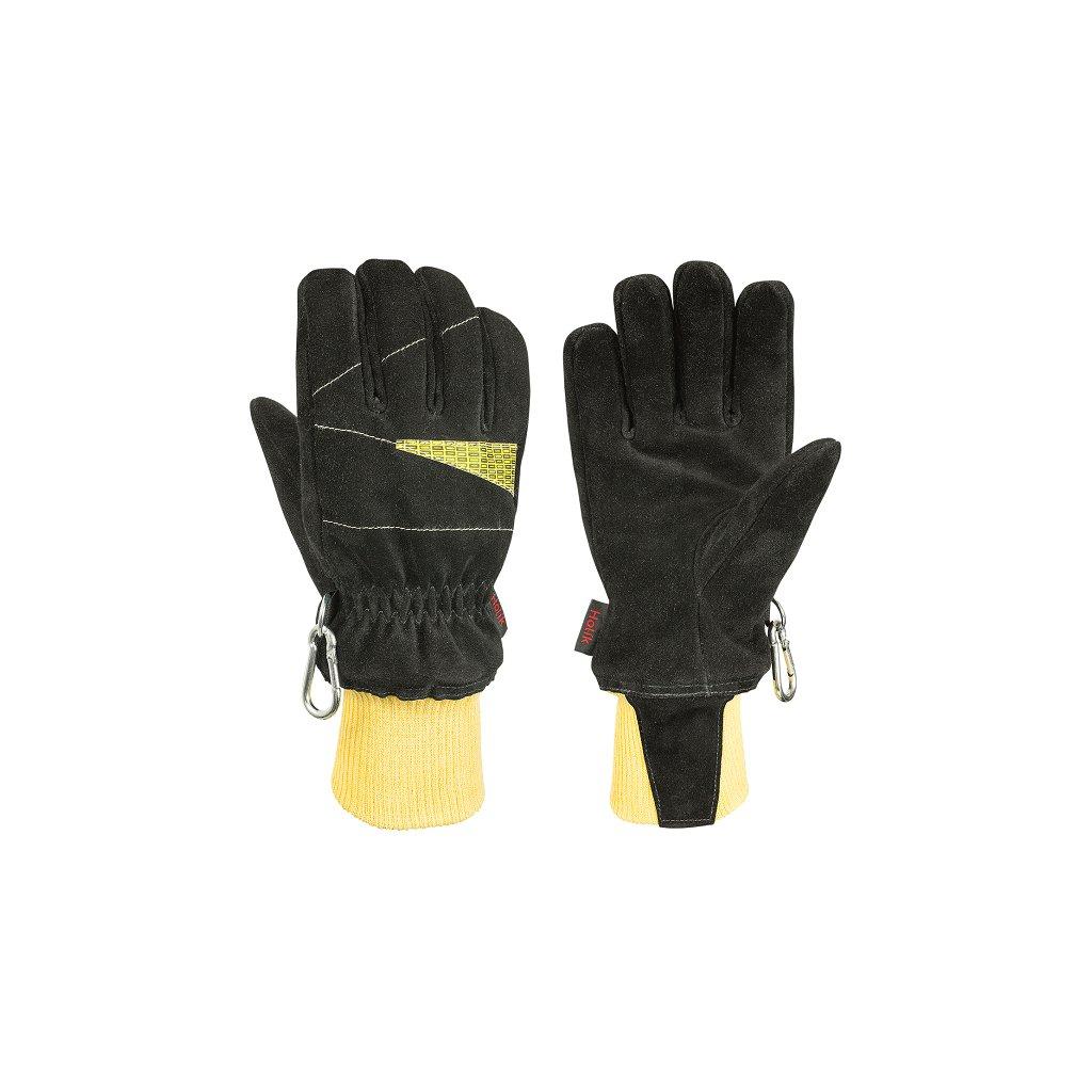 Zásahové ochranné rukavice HOLÍK Megan 8014 pro hasiče