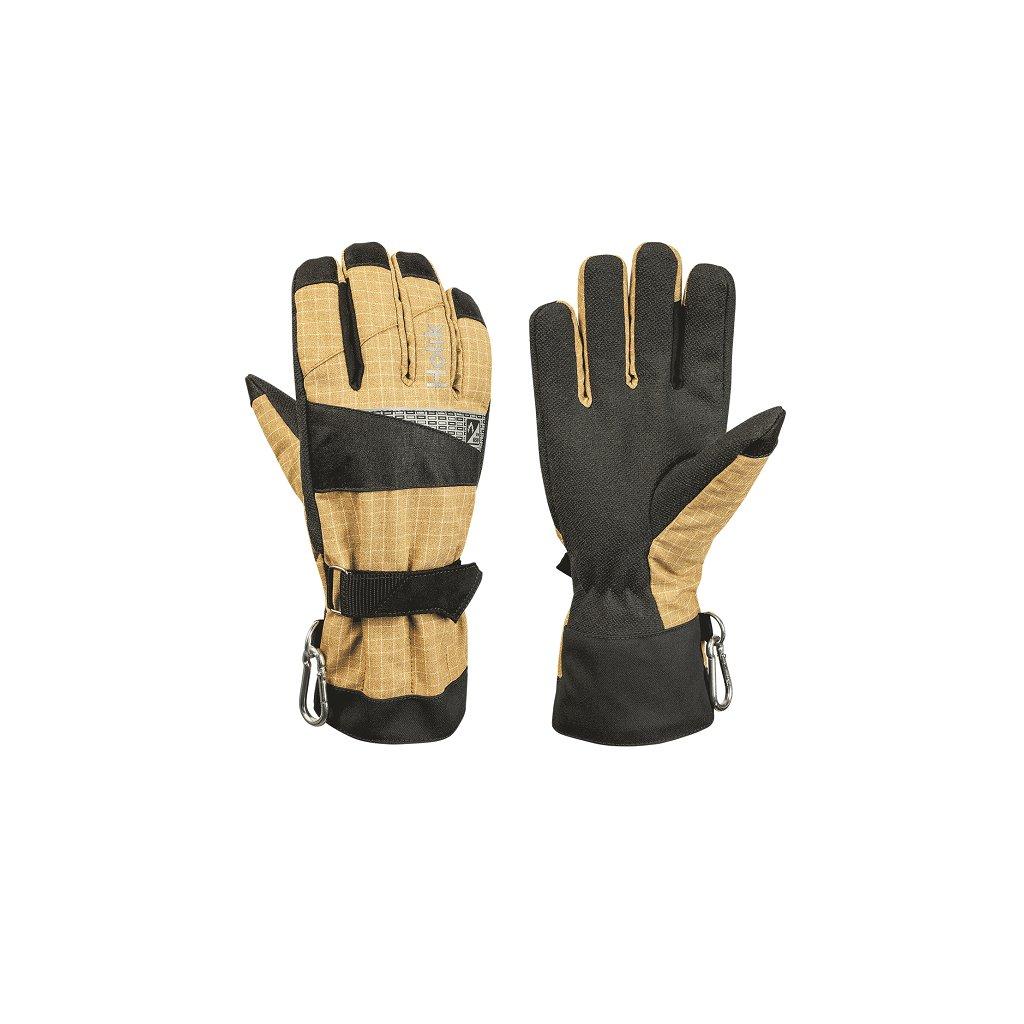 Zásahové ochranné rukavice pro hasiče Holík, Angel 8003
