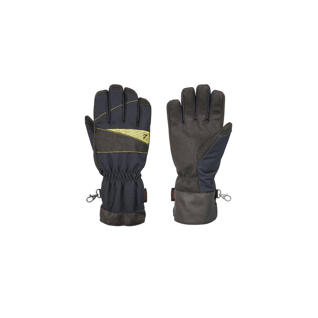 Zásahové ochranné rukavice HOLÍK Josephine Plus 8048 pro hasiče