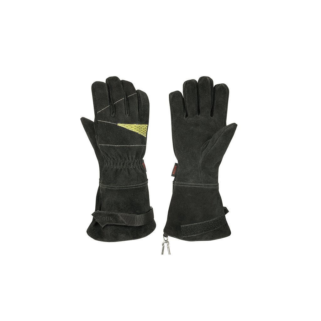 Zásahové ochranné rukavice pro hasiče Holík, Sharon 8024