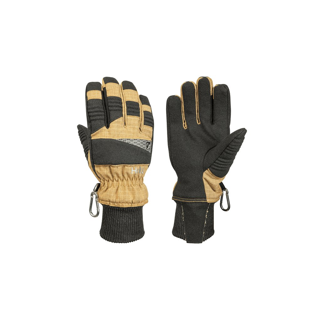Zásahové ochranné rukavice HOLÍK Hunter 8036 pro hasiče