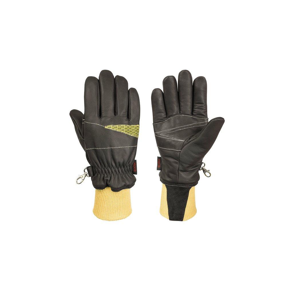 Zásahové ochranné rukavice HOLÍK Cheyenne 8010 pro hasiče