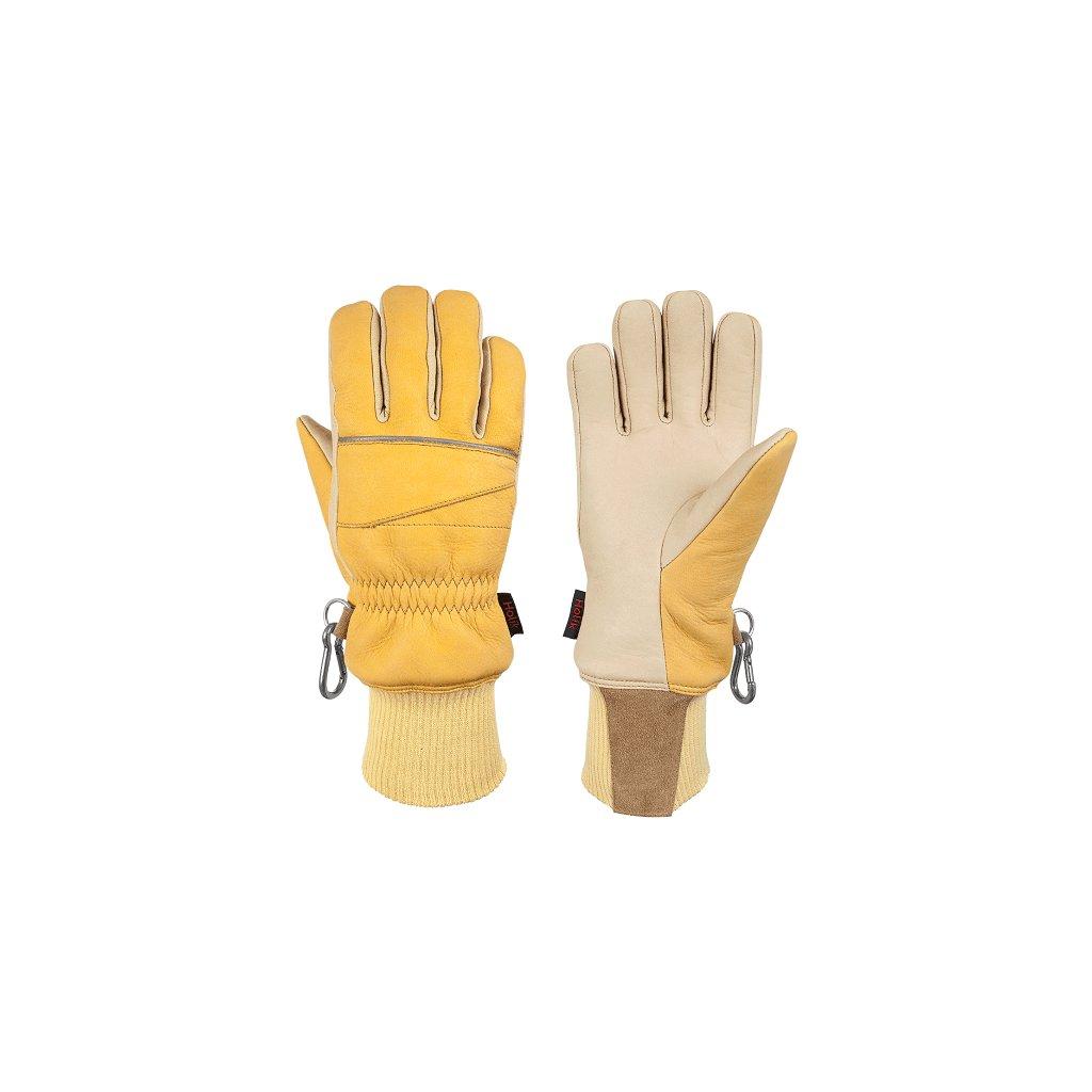 Zásahové ochranné rukavice HOLÍK Elke 8067 pro hasiče