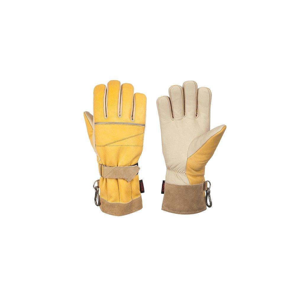 Zásahové ochranné rukavice pro hasiče Holík, Eleri 8075