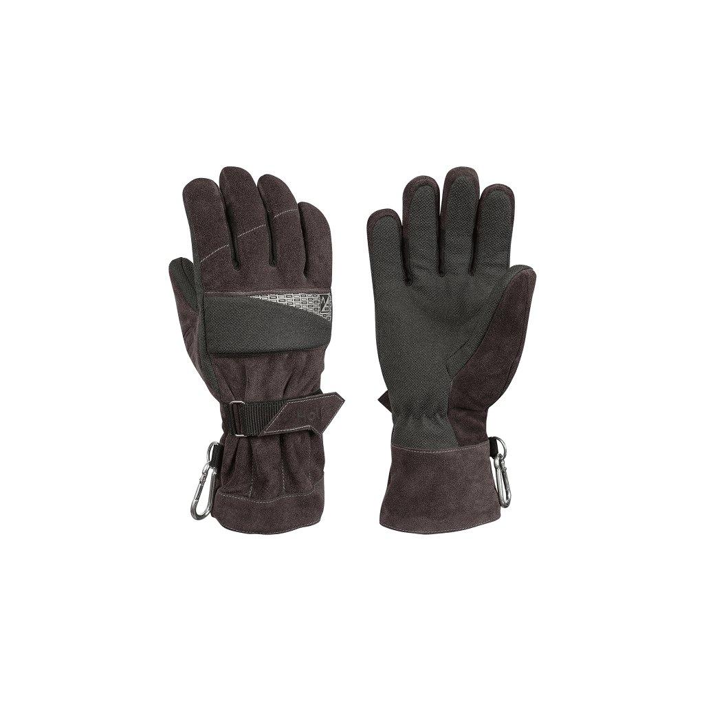 Zásahové rukavice Holík, Bryn Grey 8052