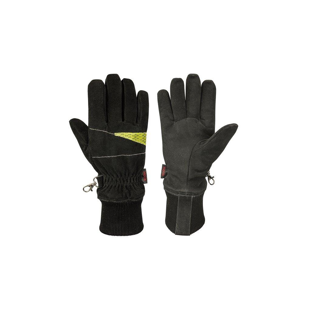 Zásahové ochranné rukavice HOLÍK Ruby 8023 pro hasiče