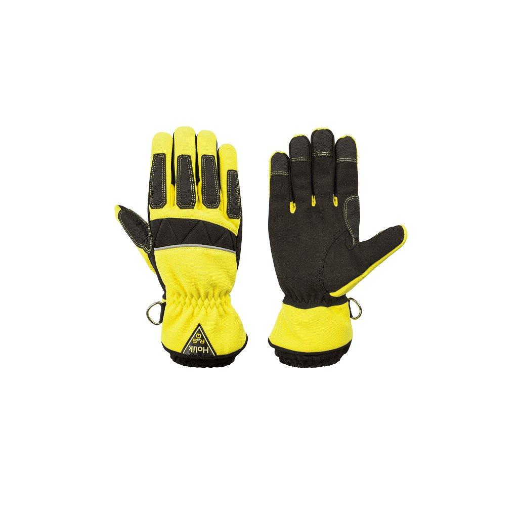 Technické ochranné rukavice HOLÍK Taipa 6508 RESCUE pro záchranáře