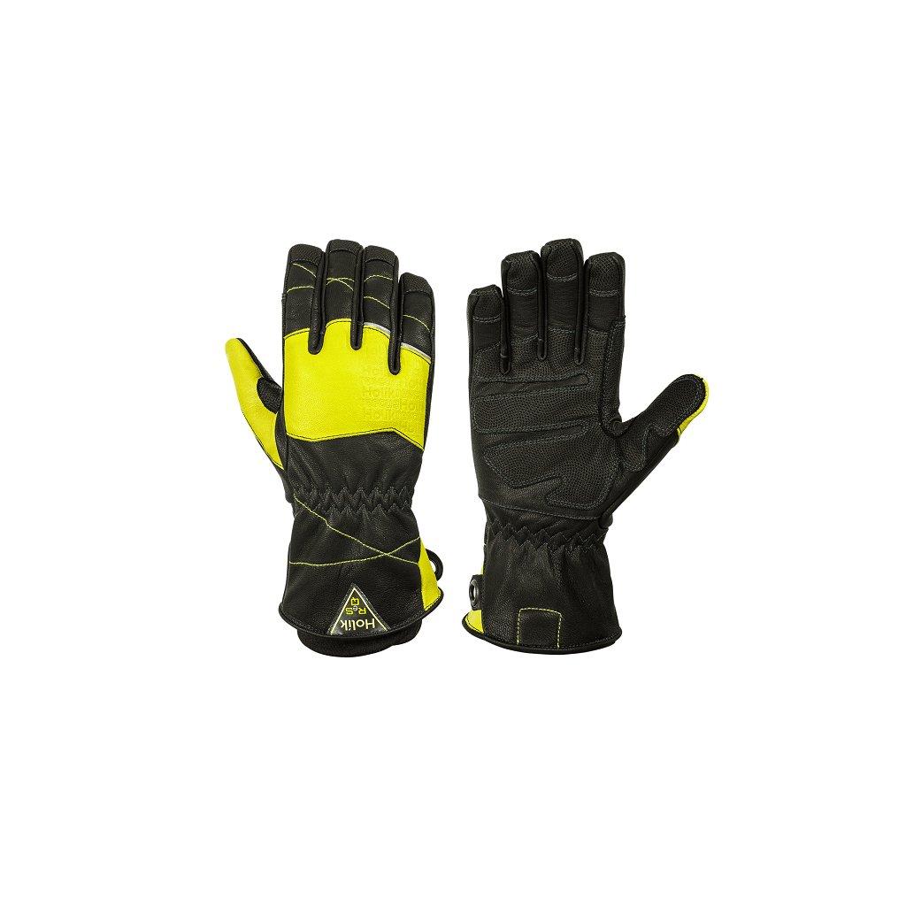Záchranářské ochranné rukavice Holík, RESCUE Deborah 8268