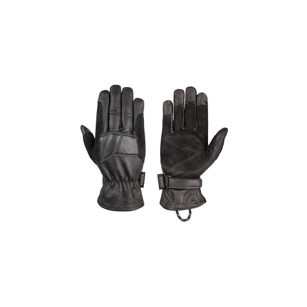 Slaňovací ochranné rukavice pro záchranáře Holík, RESCUE Rebecca 8624