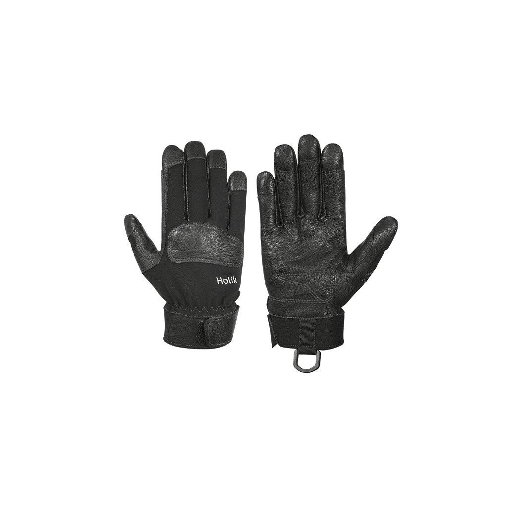 Slaňovací ochranné rukavice pro záchranáře HOLÍK Kaya 8269 RESCUE