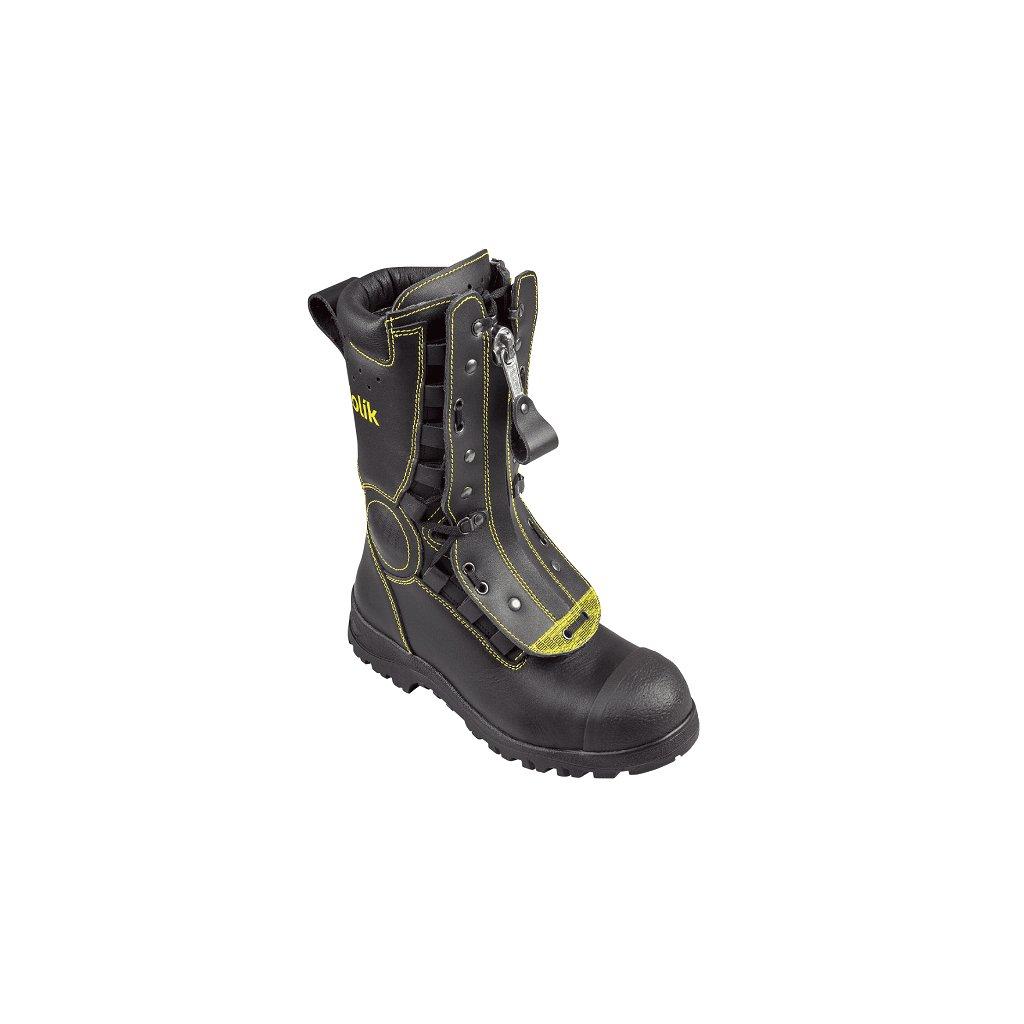 Zásahová ochranná obuv HOLÍK Kasava 7102 pro hasiče