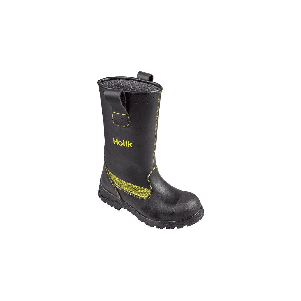 Zásahová ochranná obuv HOLÍK Lipa basic 7114 pro hasiče