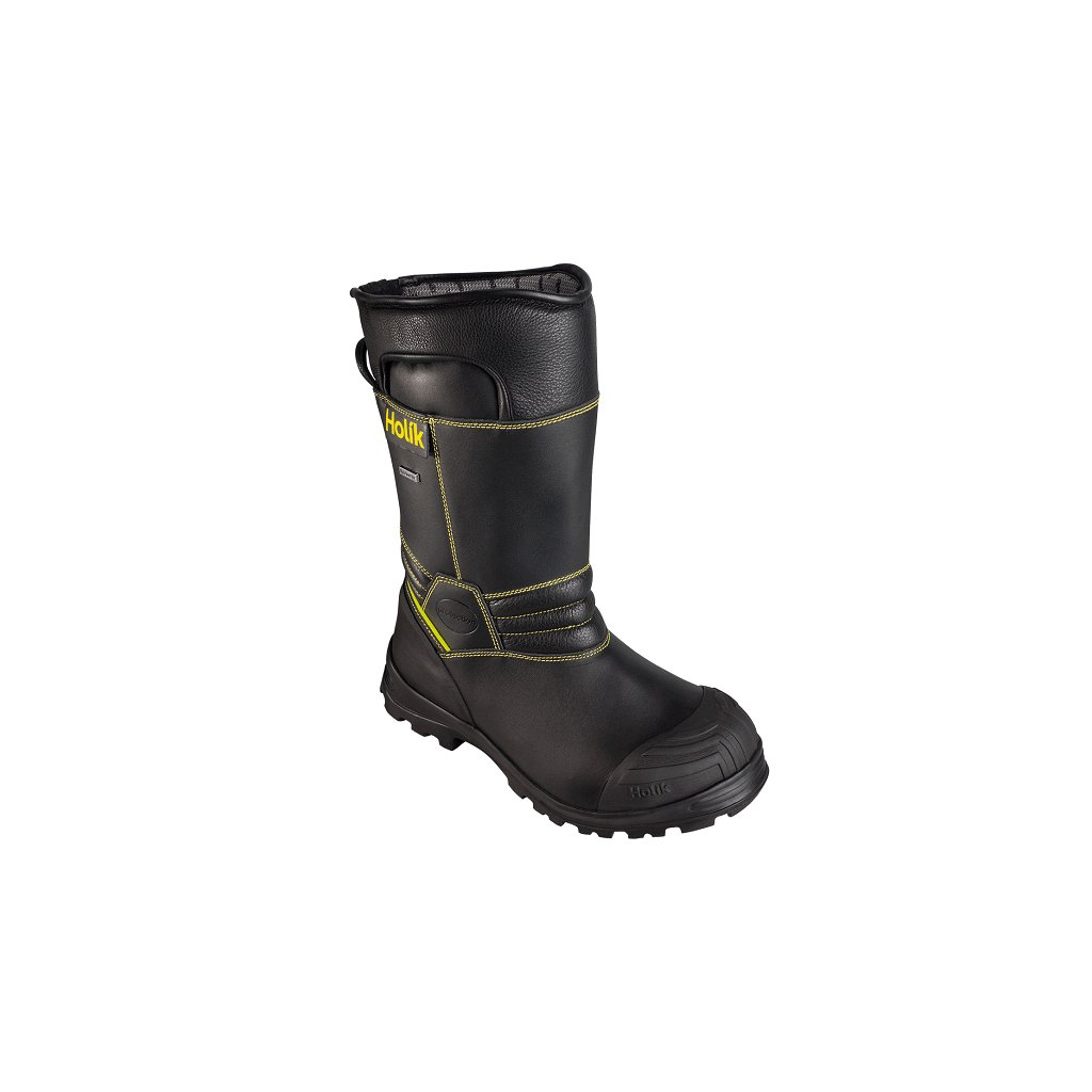 Zásahová ochranná obuv pro hasiče Holík, Lesna Plus 7116