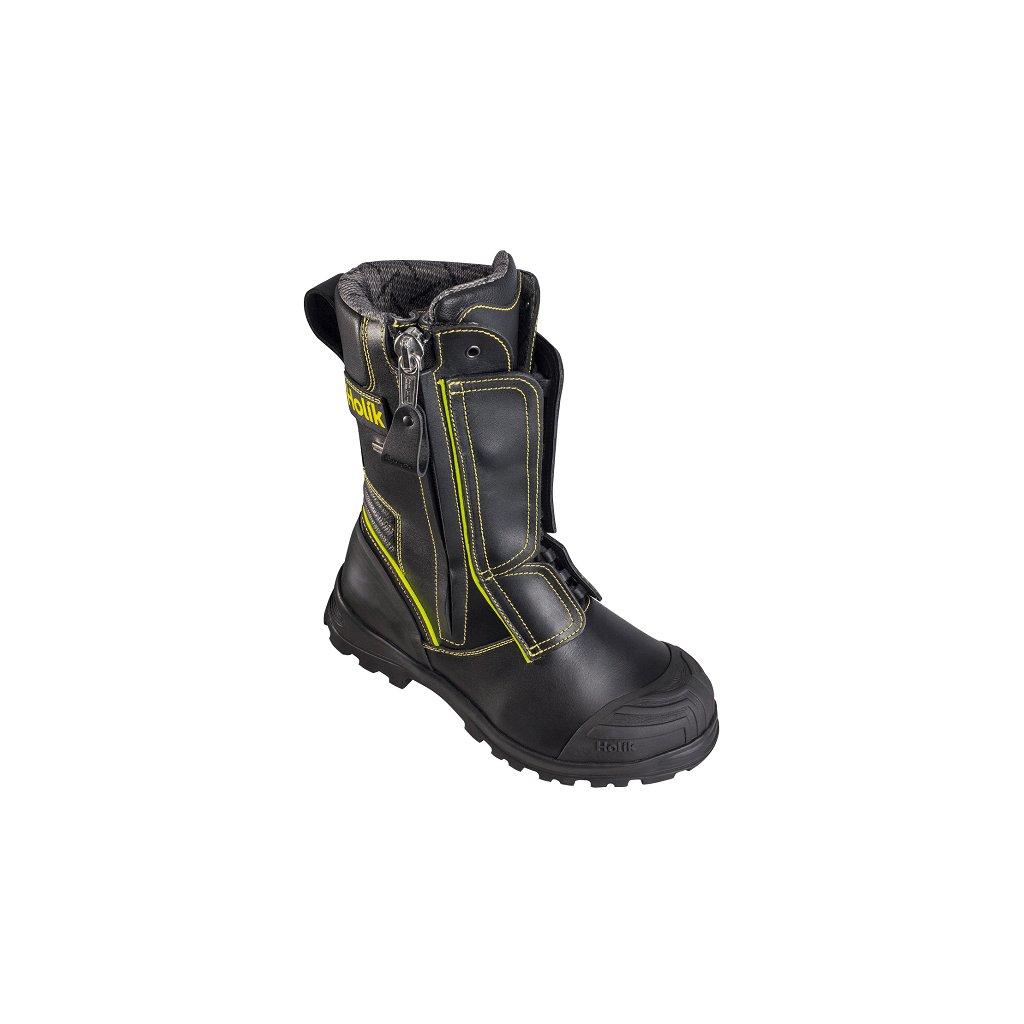 Zásahová ochranná obuv pro hasiče Holík, Zlín Plus 7119