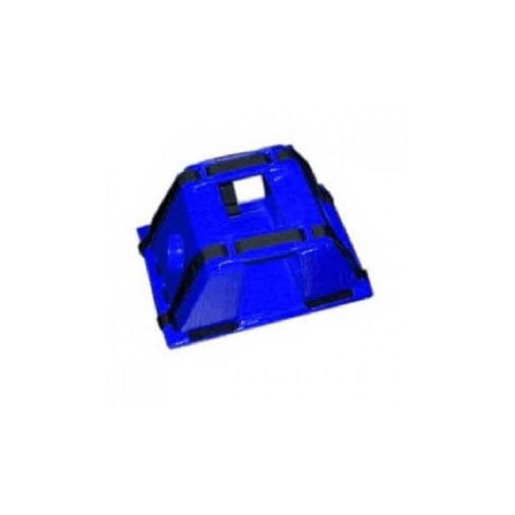 Fixátor hlavy Scoop, Super Blue