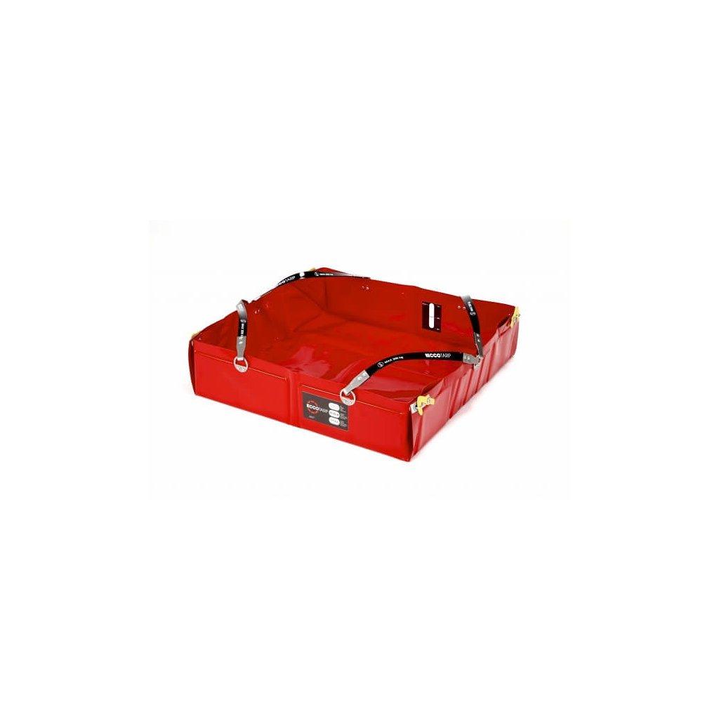 Skládací vana záchytná Eccotarp, ET 03 L K vana+taška