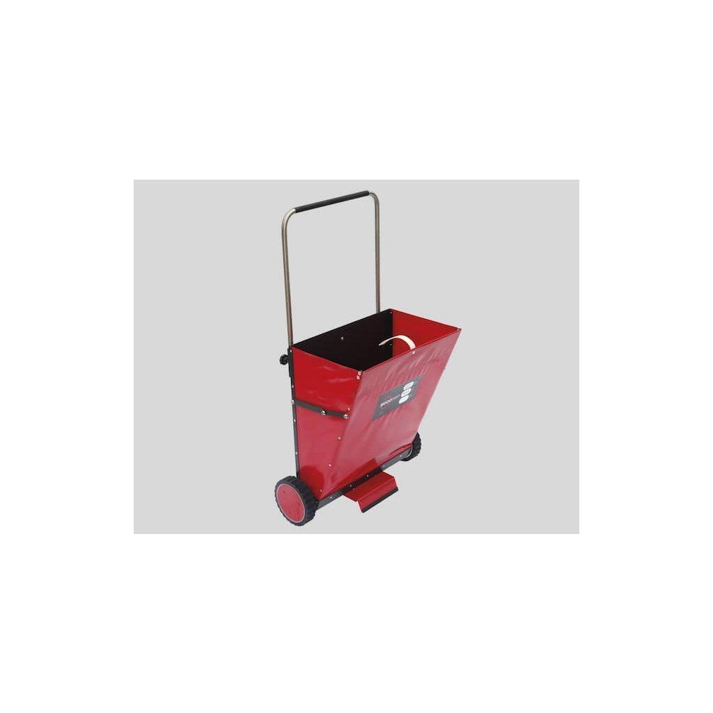 Posypový vozík ECCOTARP skládací SDC 03