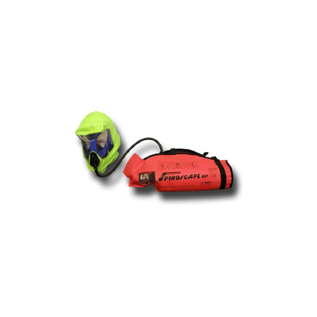 Dýchací přístroj Meva, Spiroscape pro nouzový únik (EEBD)