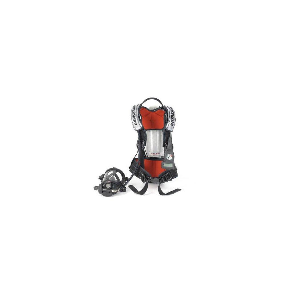 Dýchací přístroj MEVA, SpiroGuide s elektronikou
