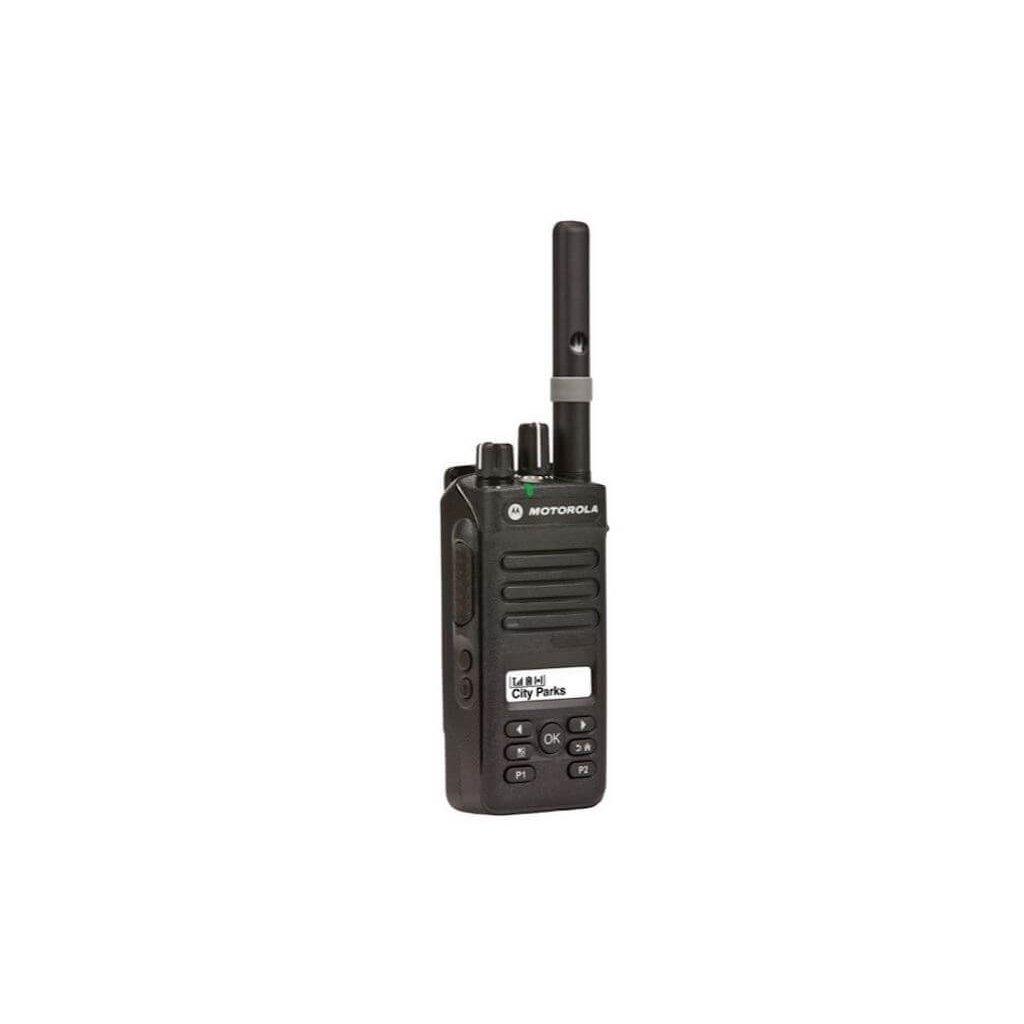 Radiostanice Motorola, vysílačka DP2600e digitální 2
