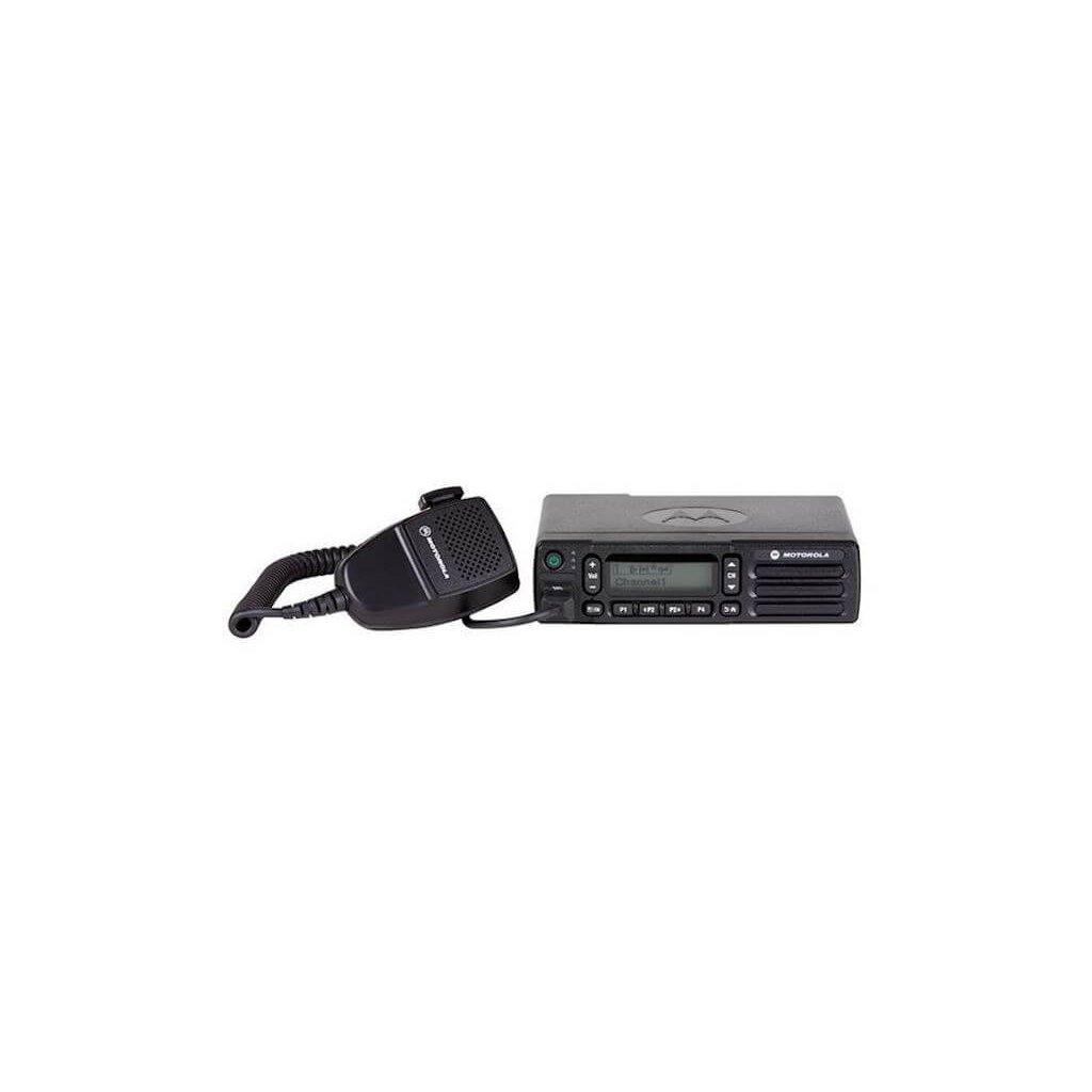 Vozidlová (vysílačka) MOTOROLA Mototrbo DM2600, ANALOG