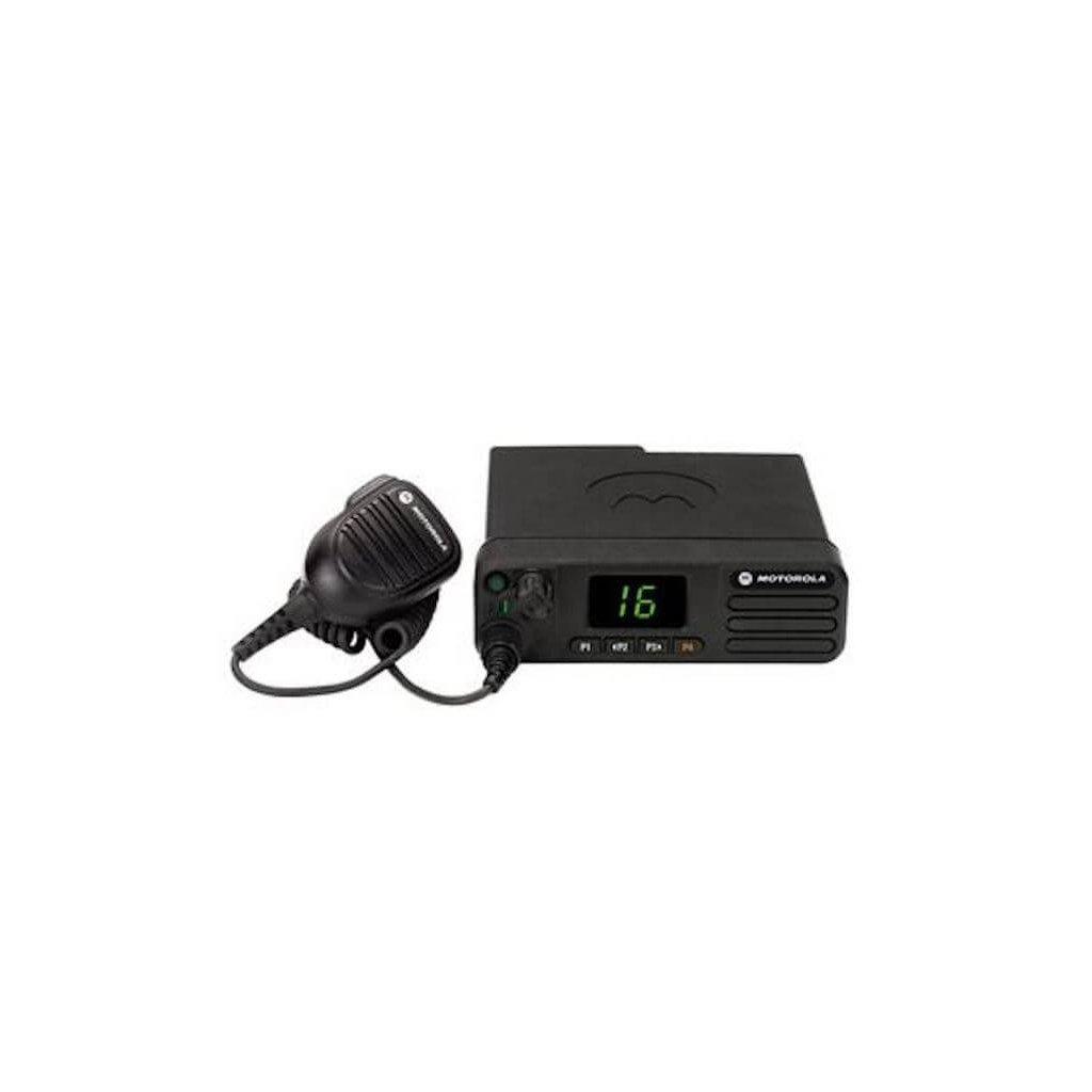 Vozidlová (vysílačka) MOTOROLA Mototrbo DM4401e GPS a Bluetooth (DIGITAL/ANALOG)