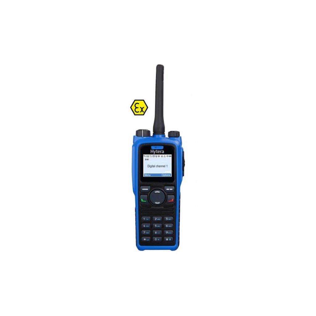 Radiostanice HYTERA, vysílačka PD795Ex digitální 2