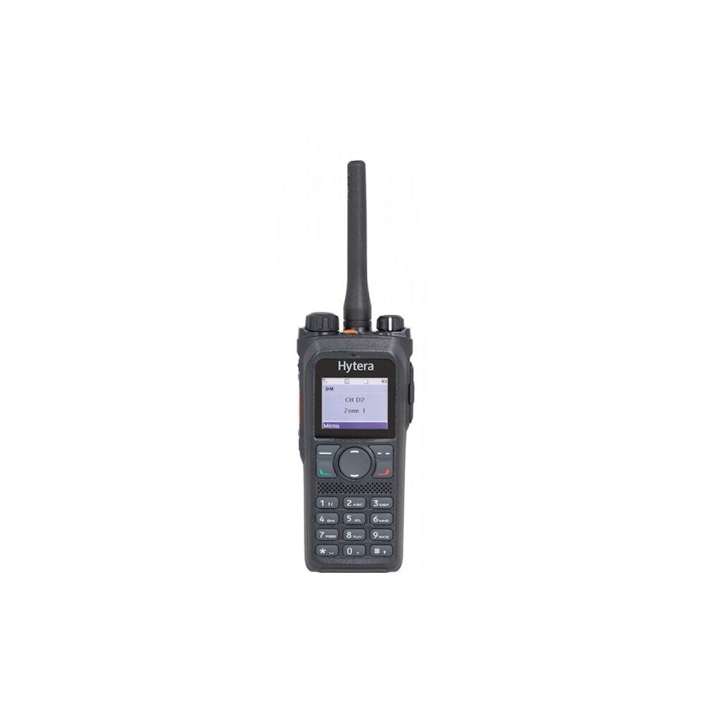Radiostanice Hytera, vysílačka PD985GB digitální 2