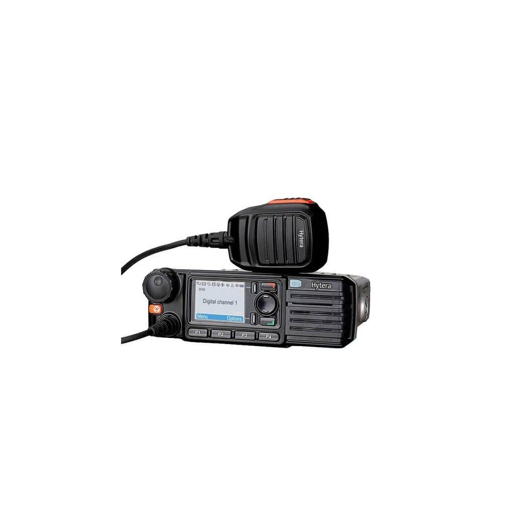 Radiostanice vozidlová Hytera, vysílačka MD785i digitální 2
