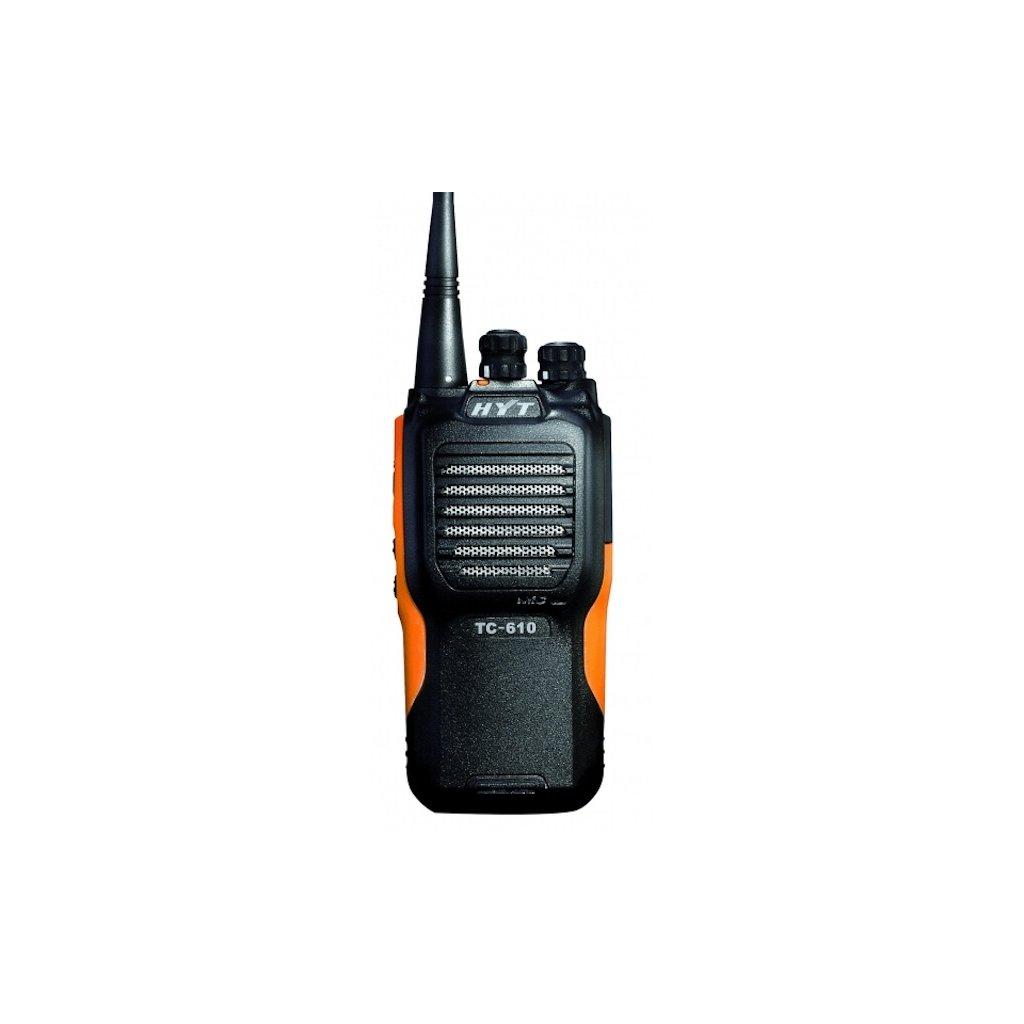 Radiostanice HYT, vysílačka Hyt TC610 analog 2