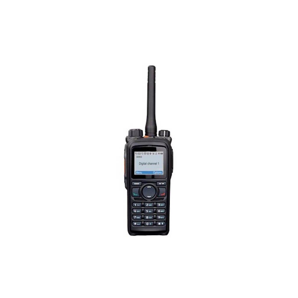 Radiostanice profesionální Hytera, vysílačka PD785 AN analogová 2
