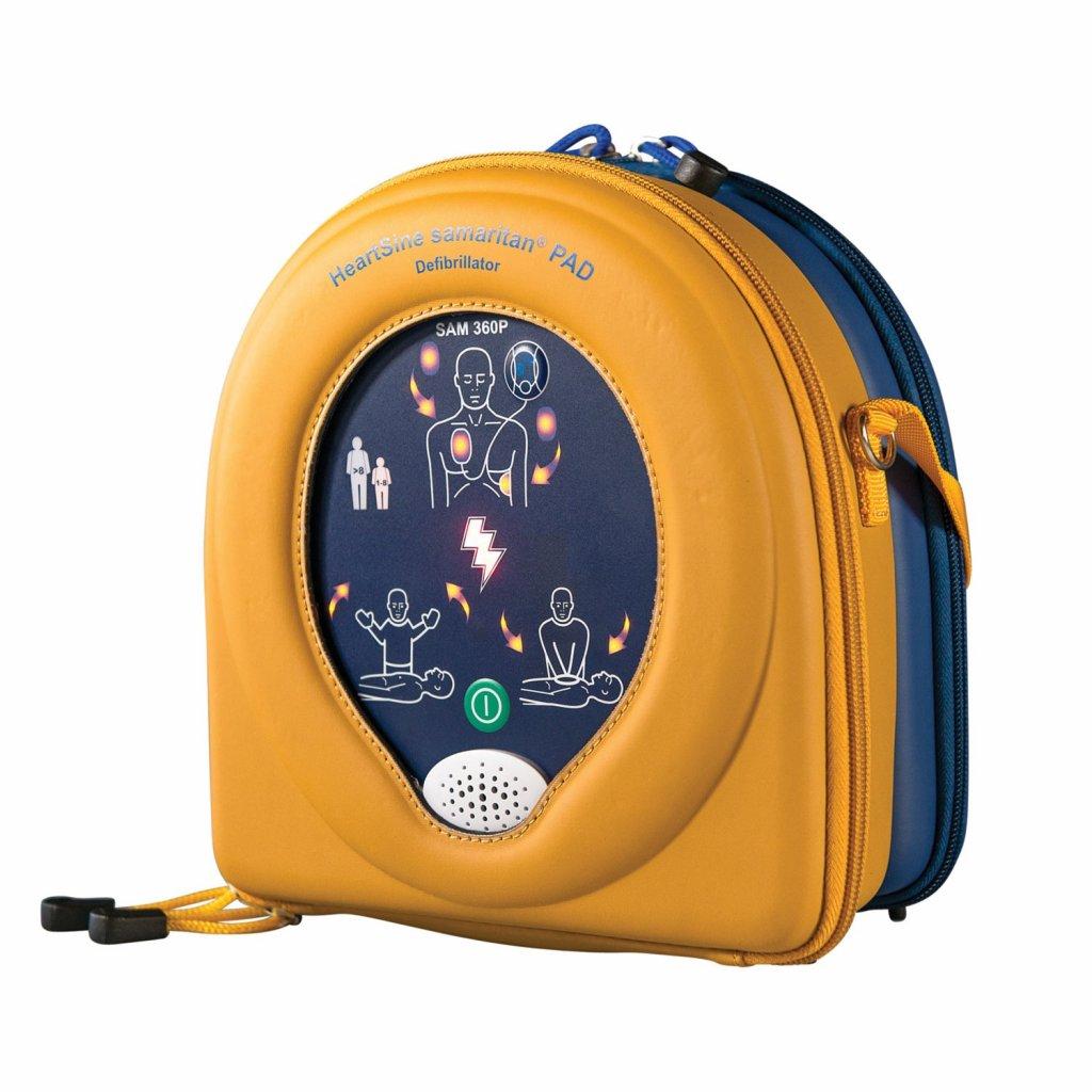 AED Defibrilátor Physio Control HeartSine PAD 360P,05
