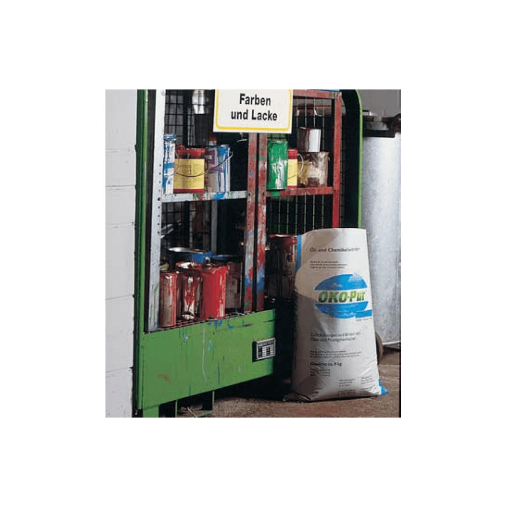 Sypky sorbent ÖKO-PUR granulovém tvaru (16kg)