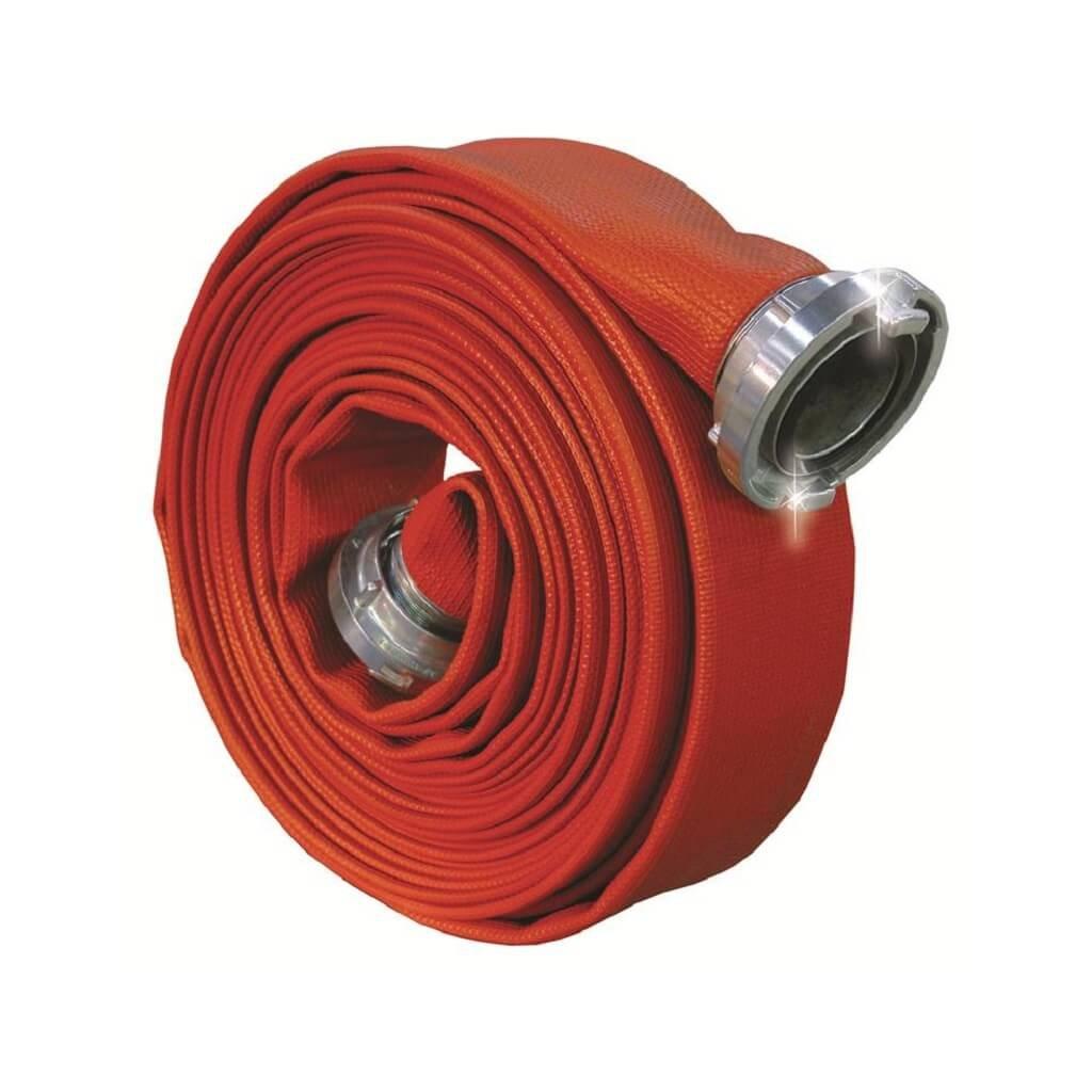 Průmyslová hadice TECHNOLEN Techmatex, B75 (20m) AL, červenáPrůmyslová hadice TECHNOLEN Techmatex, B75 (20m) AL, červená