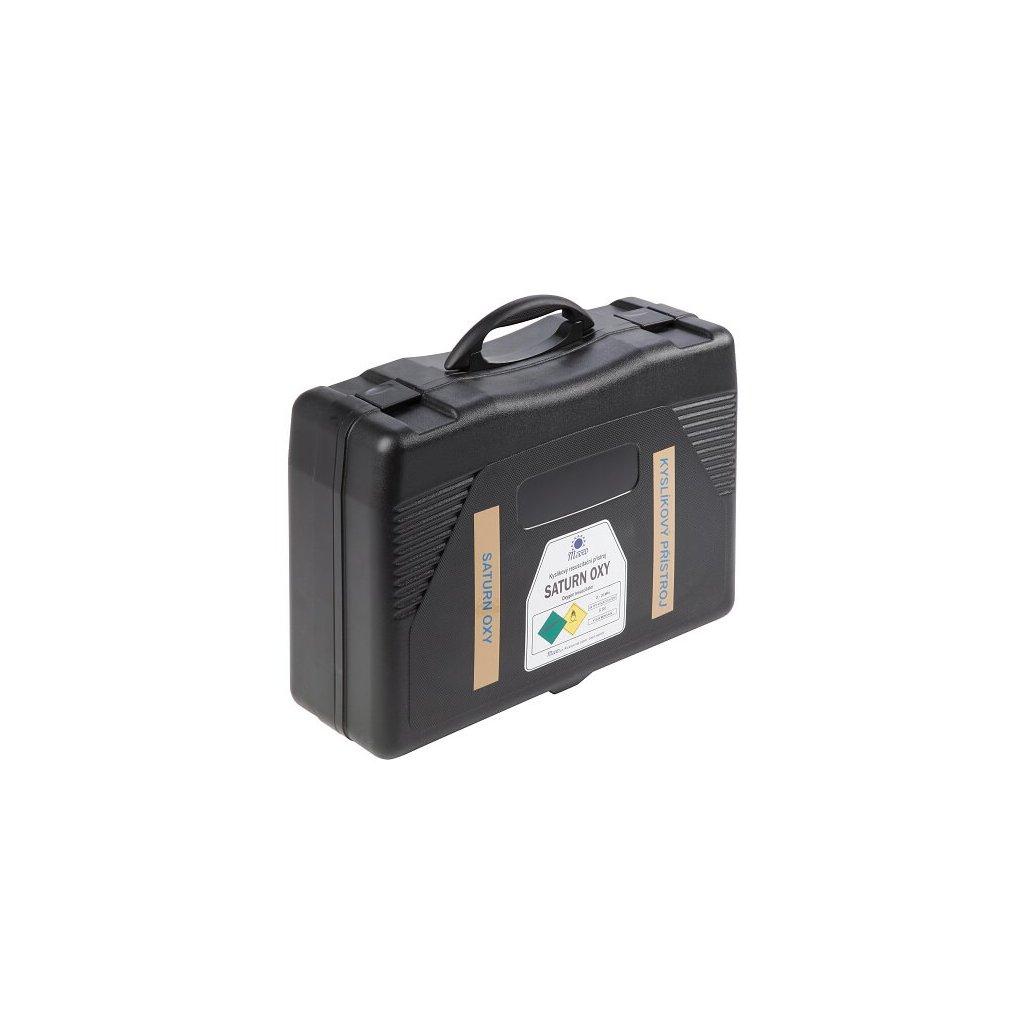 Kyslíkový resuscitační přístroj MEVA SATURN OXY Comfort (s médiem)
