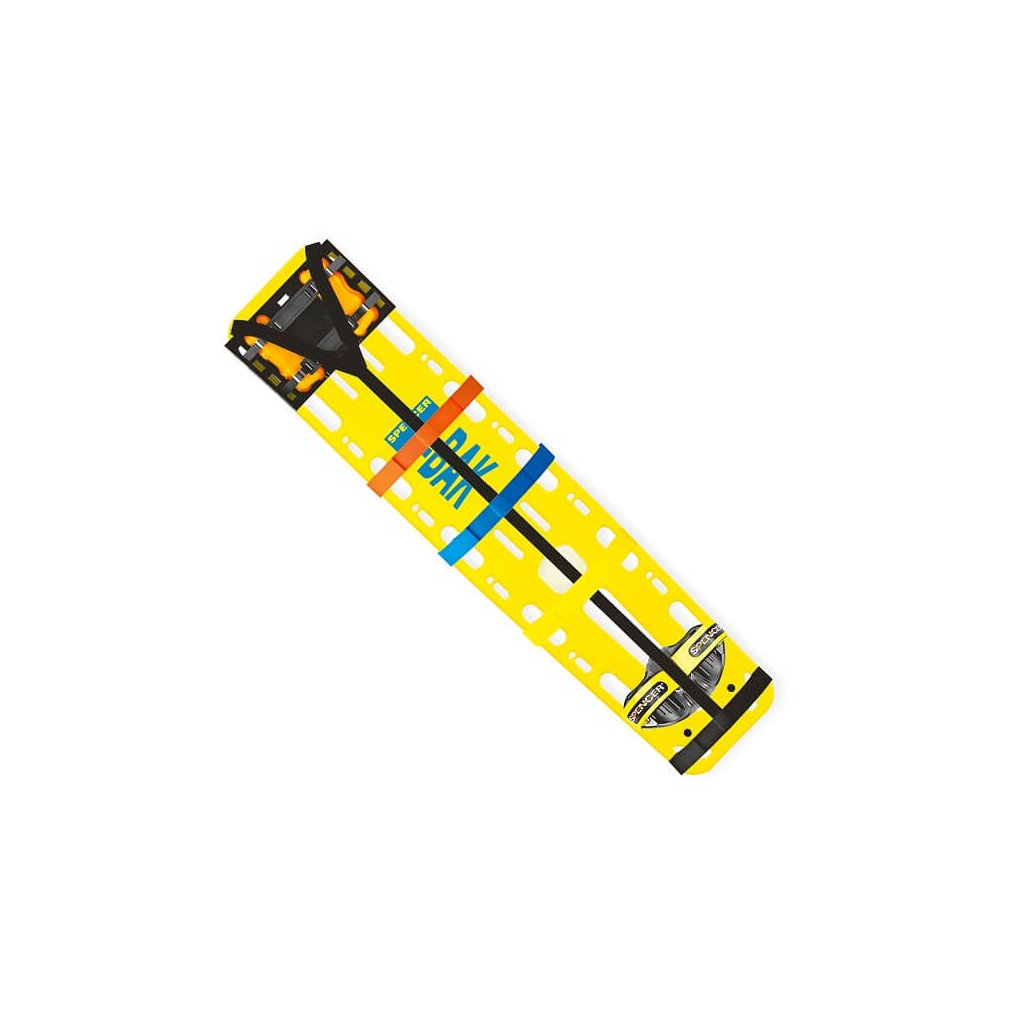 Páteřní deska SPENCER FLASH 03 s B-Bak PIN (kompletní set)