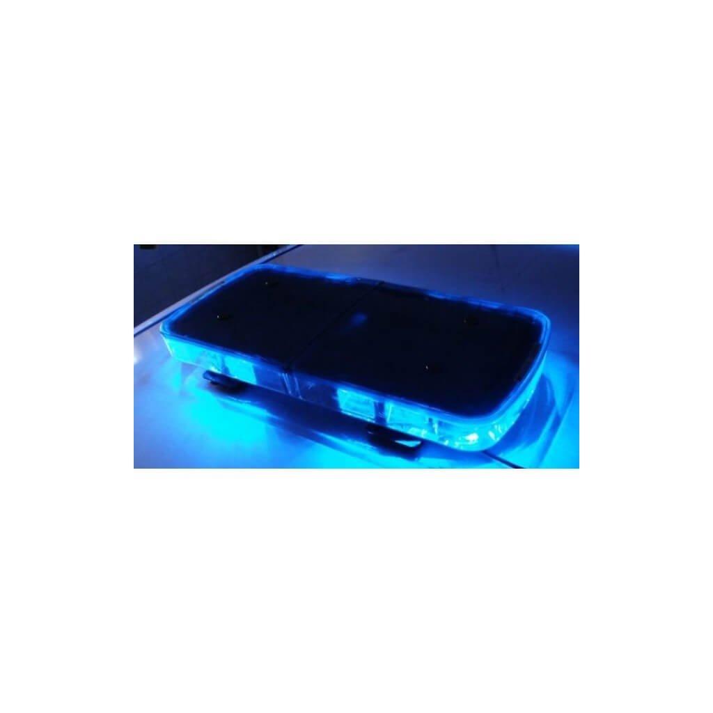 Majáková rampa Federal Signal Vama, MINI LEGEND, barva modrá 2